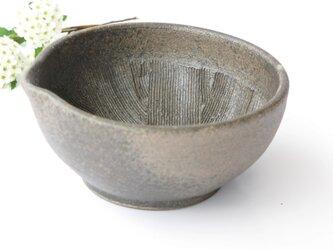 テーブルで使えるあたり鉢 NO.5(1点もの)の画像