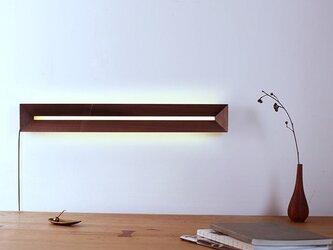 受注生産 職人手作り ベッドサイドランプ インテリア 木製 木目 木工 天然木 無垢材 シンプル モダン エコ 家具の画像
