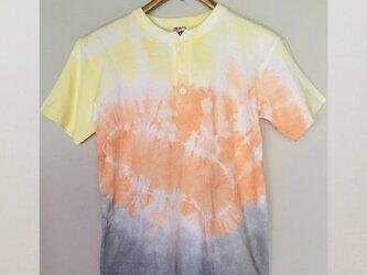 タイダイTシャツ メンズSサイズの画像
