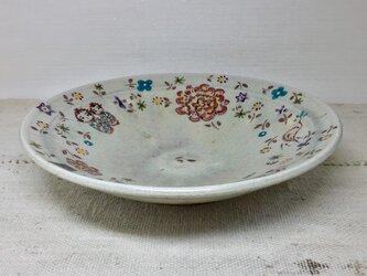 ざおうの森・りんご釉平鉢の画像