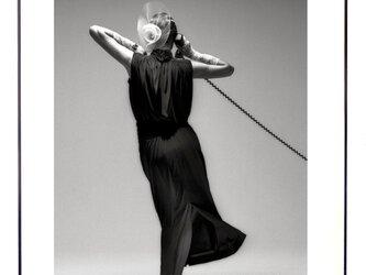 ★作品#19「電話する人」Talking Ladyの画像