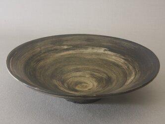浅鉢(大・チャコール)-01の画像
