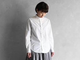 002Wオーガニックコットンボタンダウンシャツ size1【ユニセックス】の画像