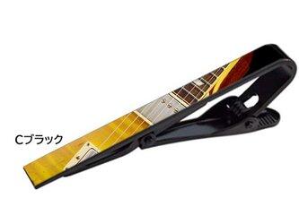アートネクタイピン ギター【送料無料】の画像