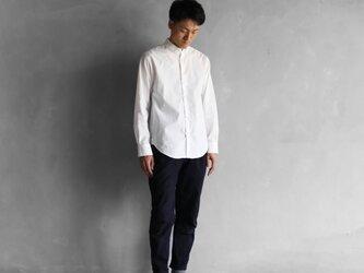 002Wオーガニックコットンボタンダウンシャツ size3【ユニセックス】の画像