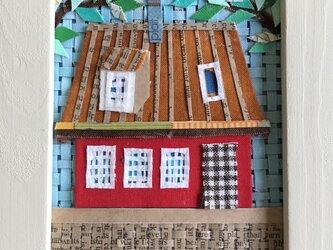 house デンマーク ヘルシンゲル 赤い壁の家 ②の画像