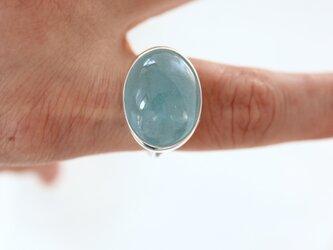 人魚のアクアマリン ringの画像