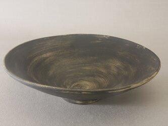 浅鉢(大・チャコール)-04の画像