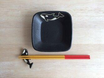 浅角鉢(シャチ)の画像