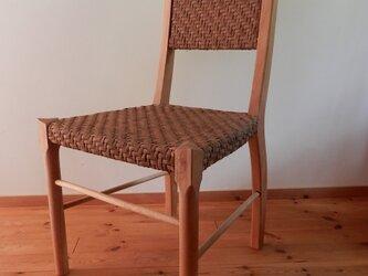 山葡萄の椅子 の画像