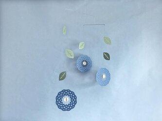 モビール「空花」その2の画像