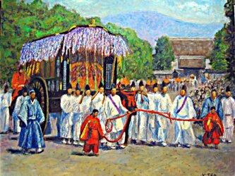 葵祭りの画像