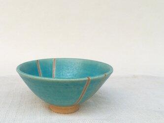 トルコマットお茶碗の画像