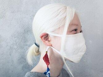 布マスク(コットン)の画像