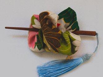 シュシュマジェステ(菊)の画像