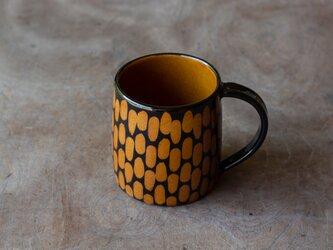 カフェオレマグ 飴釉AJIRO(たっぷり280cc)の画像