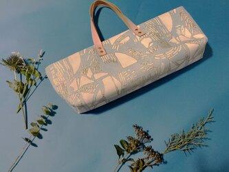 型染め 帆布バッグ shizuokaの画像