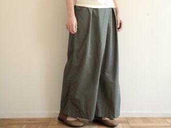 shiki pants / khakiの画像
