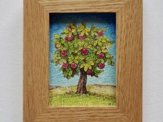 「りんごの木 2」原画 の画像