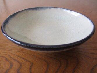 おふけ あおいろ 深皿(小)の画像