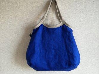 Linen・リネングラニー手提げ・Bag ・の画像