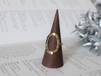 オーバルの光線 Oval ringの画像