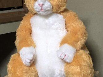 だらりん猫の特注サイズの画像