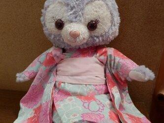 ステラ ルー用 浴衣セット(淡い系)の画像
