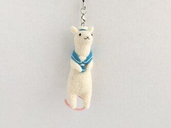 ネズミの水兵さん(2)の画像