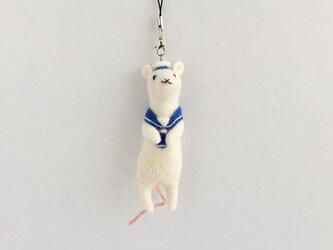 ネズミの水兵さん(3)の画像