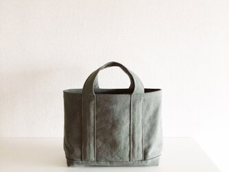 TOTE BAG (M) / middlegrayの画像
