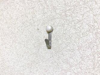 【Jフック】石こうボード用フック耐荷重7kg 2セットの画像