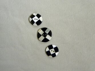 ビンテージボタン 7088(3個セット)の画像