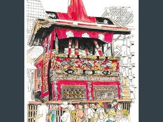 A4サイズ「祇園祭」の画像
