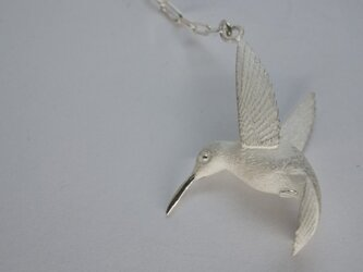humming bird pendantの画像
