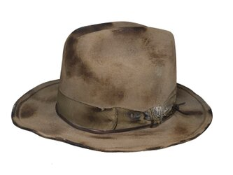 Burn&sand classic western hatの画像