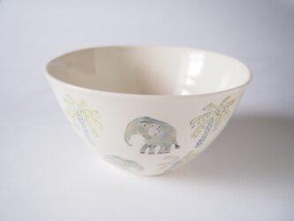 鉢 ゾウの画像