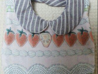 襟付きリバーシブルスタイの画像