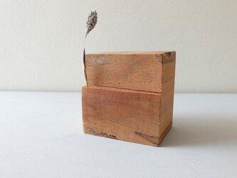 屋久杉の花器(A)の画像