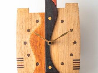 木の時計:オオワシの画像