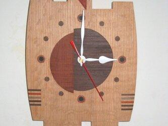 木の時計:オオワシⅡの画像