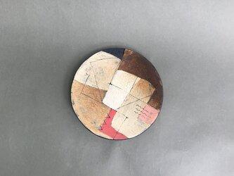 化粧掻き落とし文様 小皿168の画像