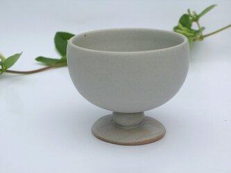 土灰ワインカップの画像