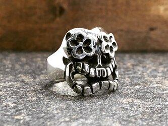 """Aloha Skull Ring """"アロハなスカルのリング""""の画像"""