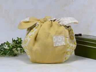 ころんと可愛いお弁当袋♪ きゅっとぷち袋(少し大きいサイズ) :B1の画像