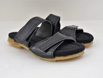 【受注製作】natural leather sandalsの画像