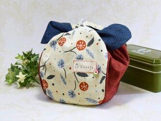 ころんと可愛いお弁当袋♪ きゅっとぷち袋(少し大きいサイズ) :B2の画像