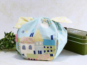 ころんと可愛いお弁当袋♪ きゅっとぷち袋(少し大きいサイズ) :B3の画像