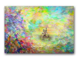 「童話伝説」 ほっこり癒しのイラストポストカード2枚組 No.1070の画像