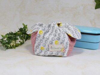 ころんと可愛いお弁当袋♪ きゅっとぷち袋(小さめサイズ):S3の画像